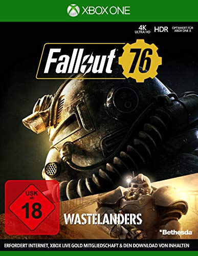 Fallout 76 (inkl. Wastelanders) - [Xbox One]