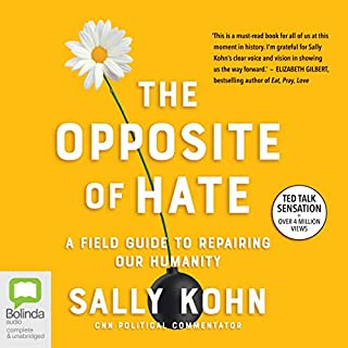 The Opposite of Hate audiobook cover art