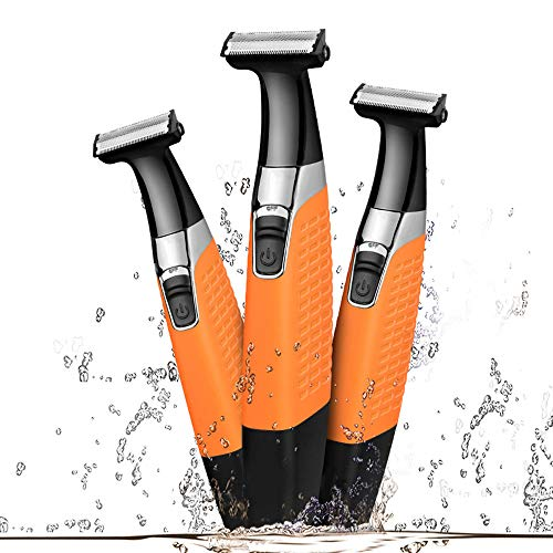 Rasierapparate Für Männer Waschbare Gesichtskörper Achselhaare Maschine Razors Oneblade Drehbare Mini Removable Clipper