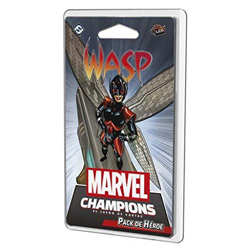 Marvel Champions - Wasp (La Avispa) - Pack de Heroe en español