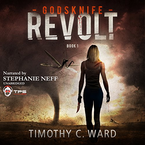 Revolt audiobook cover art