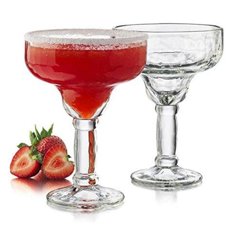 Yucatán Margarita glass - set of 2