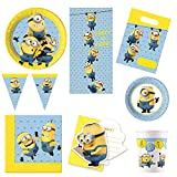 'Procos 10115650 – Party Set 'Lovely Minions, XXL , color/modelo surtido
