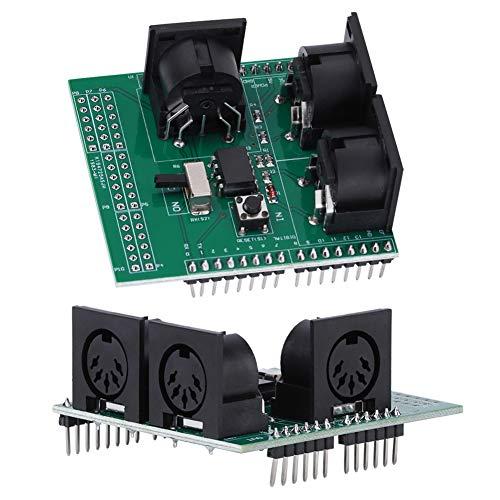 AMONIDA Ausgezeichnetes digitales Schnittstellenadapter-MIDI-Shield-Modul-Testinstrument für elektronische Messgeräte