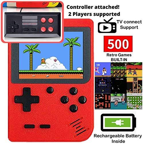 commercial petit jeux console puissant