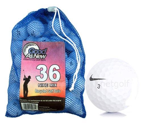 Nike Golfball-Mix, 36 Stück