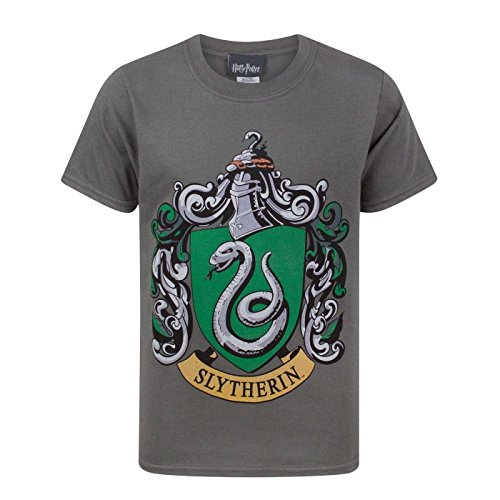 HARRY POTTER Slytherin Crest Boy's T-Shirt