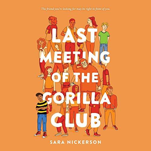 Last Meeting of the Gorilla Club audiobook cover art