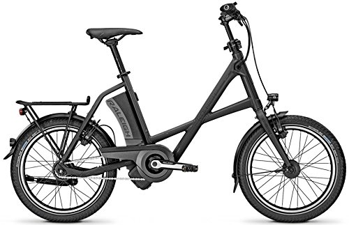 E-Bike Raleigh LEEDS IMPULSE R COMPACT 2016 20\' UX Compact 8-Gang 11AH div. Farben Rh 46, Rahmenhöhen:One Size;Farben:Darkgreymatt