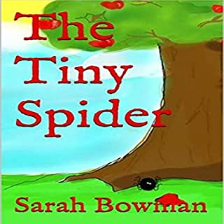 The Tiny Spider audiobook cover art