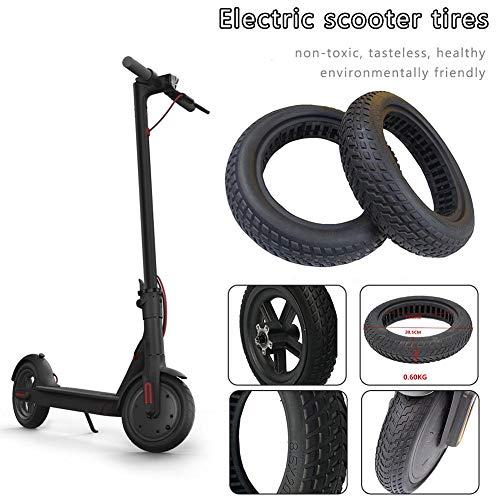 Seasons Shop Roller Reifen Reifen Felge 8,5 Zoll Stoßdämpfendes Ausgehöhltes Vollgummireifen Für Xiaomi M365 Pro Elektroroller Various Occasions