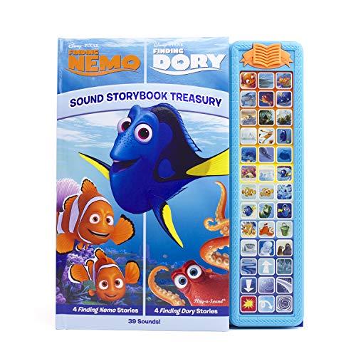 Disney Pixar - Finding Dory and Finding Nemo Sound Storybok Treasury - PI Kids