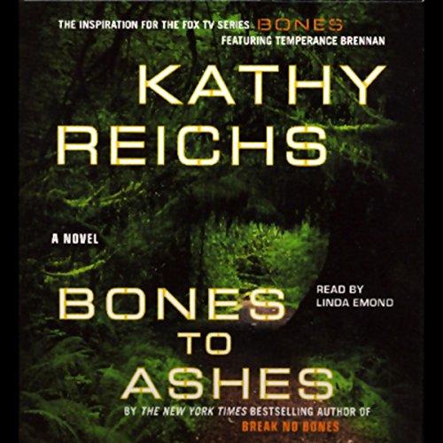 Bones to Ashes Titelbild