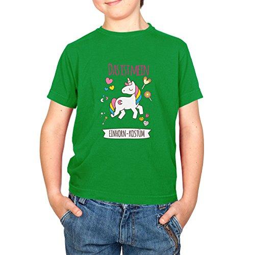 NERDO Unisex carnaval dat is mijn eenhoorn-kostuum - kinderen T-shirt