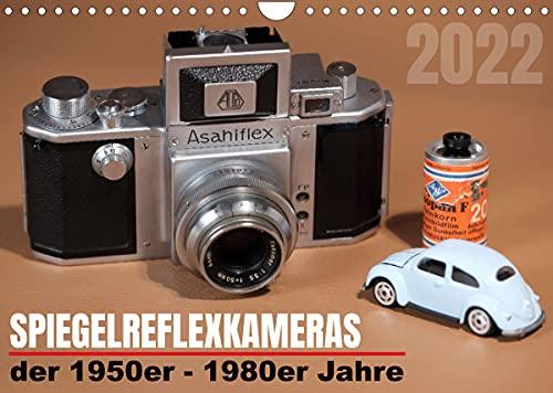 Spiegelreflexkameras der 1950er-1980er...