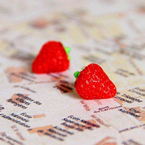 500 pcs/sac mini-graines de fraises en pot Rare petit enfant Fragaria ananassa graines de fruits pot de bonsaïs L. pour plantes de jardin à domicile 2
