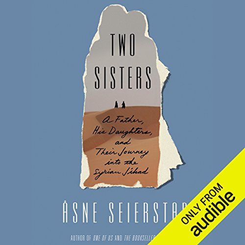 Two Sisters audiobook cover art
