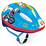 Disney Bike Helmet - Casco de Bicicleta para niños, diseño de Mickey Sports Multicolor, M