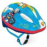Disney Enfants Bike Helmet - Casque de vélo - Mickey Sports, Multicolore, M
