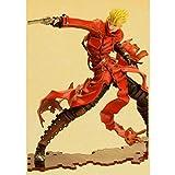 yitiantulong Anime Giapponesi Trigun Poster Adesivi Murali Poster retrò Stampe Ad Alta Definizione per Soggiorno Decorazione Domestica A305 (50X70Cm) Senza Cornice