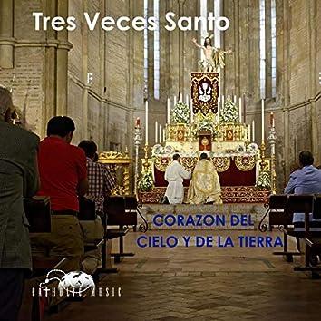 Tres Veces Santo