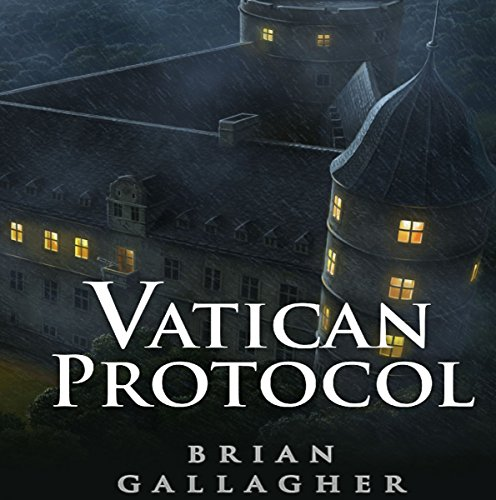 The Vatican Protocol audiobook cover art