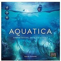 Arcane Wonders Aquatica ボードゲーム