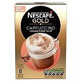 NESCAFÉ ungesüßt Cappuccinno Tütchen