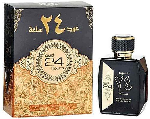 Eau de Parfum OUD 24 HOURS 100 ml Attar Arabe Para Hombre et