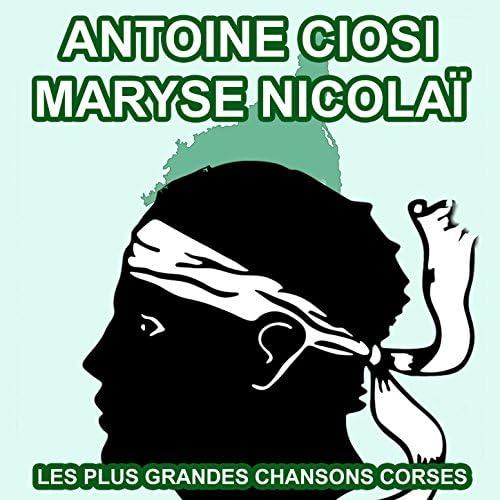 Antoine Ciosi feat. Maryse Nicolaï