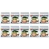 Tassimo Jacobs Latte Macchiato Classico Cápsulas de café- 10 paquetes (80 bebidas)