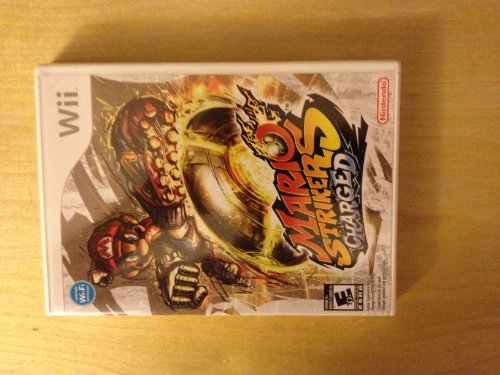 Mario Strikers Charged Football [UK Import]