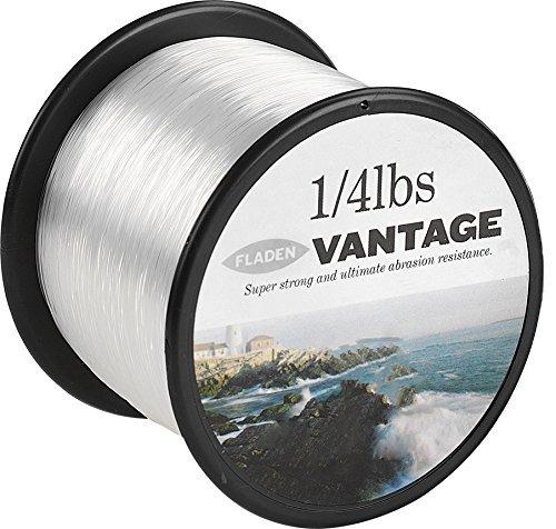 Fladen Vantage Pro clear fishing line - .70mm / 55lb / 238 metres