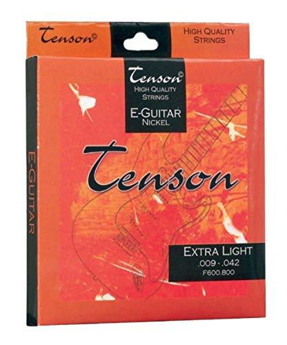 Tenson Saitensatz E-Gitarre Nickel 009-042 EL