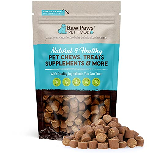 Raw Paws Pet Grain Free Soft Training Treats for...