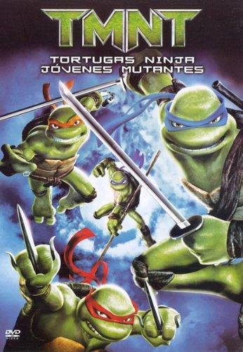 Tmnt: Tortugas Ninja Jovenes Mutantes [DVD]