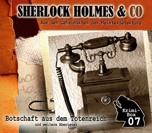 Sherlock Holmes & Co-die Krimi Box 7 (3cd)