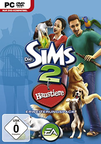 Die Sims 2 - Haustiere (Add-On)
