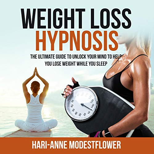 Weight Loss Hypnosis audiobook cover art