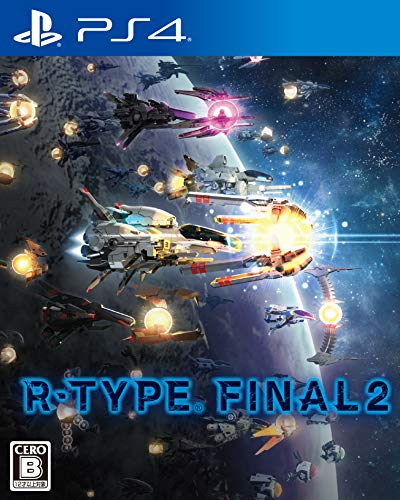 R-TYPE FINAL 2 - PS4