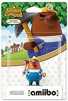 Amiibo Animal Crossing Resetti (Nintendo Wii U/3DS) (輸入版)