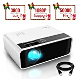 Best Mini Projectors - Mini Projector, CiBest Video Projector 3800 lux Review