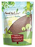 Organic Broccoli Seeds for Sprouting by Food to Live (Non GMO, Kosher, Bulk) — 2 Ounces