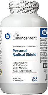 Life Enhancement Durk Pearson Sandy Shaw s Personal Radical Shield 336 Capsules