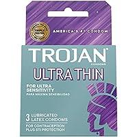 Trojan TROJAN超高感度3CT(8パック)