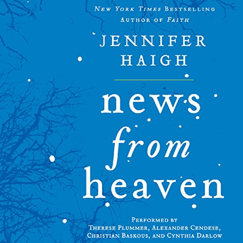Couverture de News from Heaven
