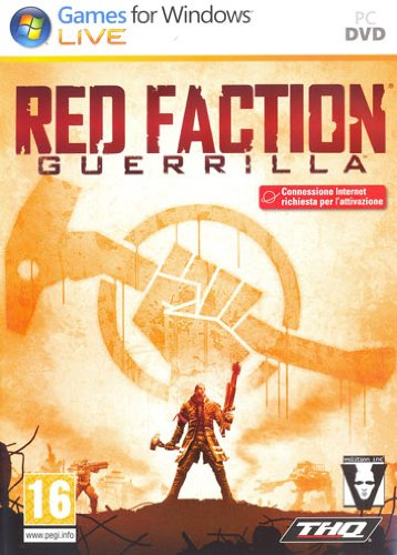 THQ Red faction guerrilla - Juego
