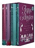 Estuche - Jane Austen: mejores títulos + notebook (Pack Clásicos Ilustrados)