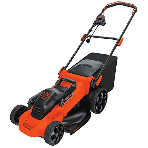 Black and Decker Corded Electric lawn Mower MM2000