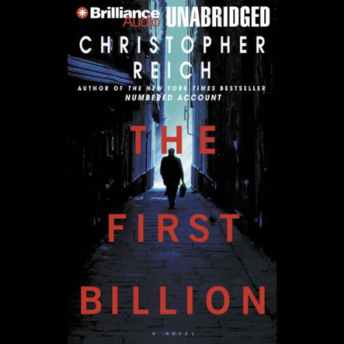 The First Billion  audiobook cover art